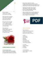Poemas.