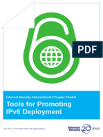 IPv6 Toolkit for Chapters