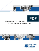 Conduit Installation Guide by Sti
