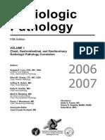 Radiologic Pathology