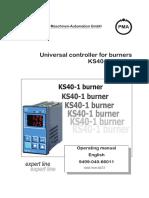 Controller Burner