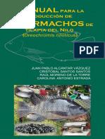 Manual Para La Producción de SUPERMACHOS de Tilapia Del Nilo