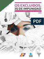 Cuerpos Excluídos, Rostros de Impunidad - Informe Violencia LGBT Colombia DDHH 2015