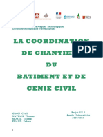 238900470 Coordination Chantier Batiment Genie Civil