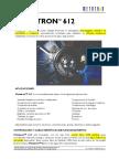 Metatron 612 Spanish
