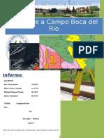 Informe-boca Del Rio