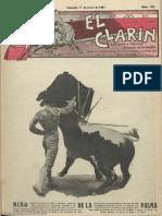 El Clarín (Valencia). 11-6-1927
