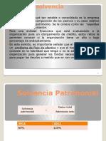 Ratios de solvencia 123.pptx