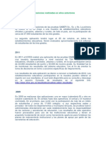 ICFES Historia Prueba Saber
