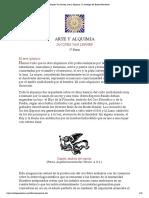 Alquimia Jacques Van Lennep_ Arte y Alquimia. II