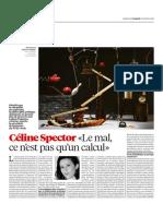 2016 Céline Spector_Libération