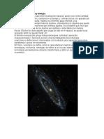 Conceptos de Materia y Energía