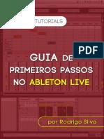 Guia de Primeiros Passos No Ableton Live