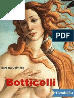Botticelli . autor