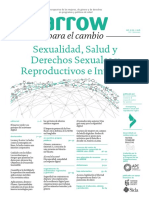Sexualidad, Salud y Derechos Sexuales y Reproductivos e Internet