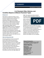 2013&08&RR-0-6673-S&Improvement in Pavement Ride, Distress, And Condition Based on Different Pavement Types (Summary)