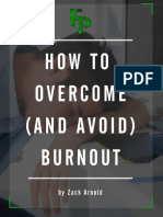 Fip Howtoovercomeburnout