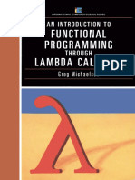 (International Computer Science Series) Michaelson G.-an Introduction to Functional Programming Through Lambda-calculus-Addison Wesley (1989) (1)