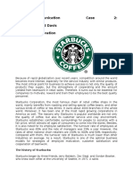 starbucks teamwork case study