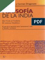 TOLA, F., y DRAGONETTI, F., Filosofía de la India, Kairos, 2010.pdf