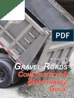 Gravel Roads -Construction & Maintenance Guide