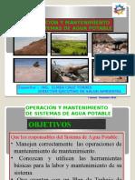 Operacion y Mantenimiento de Sistemas Agua Potable Red Cast-con-la Union