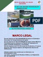 4.-Tratamiento de Aguas Residuales Domesticas