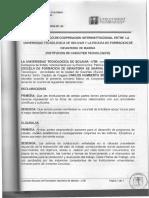 11.Convenio Marco Entre EFIM y Universidad Tecnolgica de Bolvar