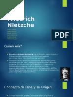 Friedrich Nietzche