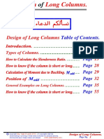 16 - (Columns) Design of Long Columns