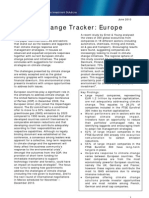 ClimateChangeTracker(Europe)2010