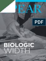 Biologic Width eBook
