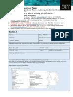 AUT Incident Form April 2016