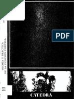 Prado, Javier Del - Teoría y Práctica de La Función Poética