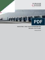 Marktbericht Industrie- und Logistikimmobilien Region Stuttgart 2010