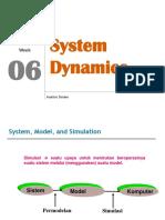 W6 - System Dynamics