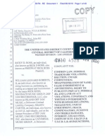 Carter Complaint Part 1 (061810)