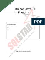 JDBC and Java EE Platform