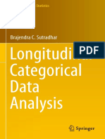 [Brajendra C. Sutradhar]Longitudinal Categorical Data Analysis(PDF){Zzzzz}