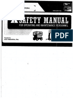 Safety Manuals