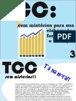 TCC - cem... sem mistérios - nº 03