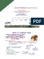 1.Descubrimiento de Farmacos