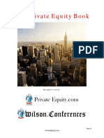 Private Equity Book