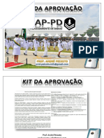 Capa Kit Da Aprovaçao Cap Pd Paisagem