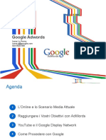 Pitch Google AdWords Generica