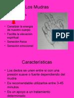 Manual Los Mudras