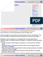 1.3 Government Intervention 1ewj1in