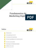 2.1 Fundamentos de Marketing Digital