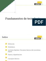 2.2 Fundamentos de Tecnología