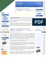 Www Investigaciondeoperaciones Net Historia de La Investigac